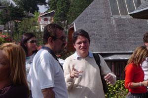 Celso Arnaldo Araujo e JDB