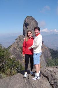 Julio & Carol & A Pedra do Baú