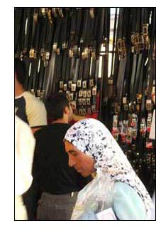 Passeando no bazar de Shiraz