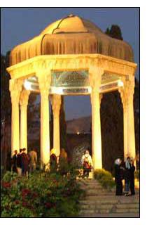 Hafez tem uma aura de líder religioso no Irã