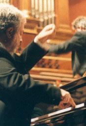 Nelson Freire, no piano