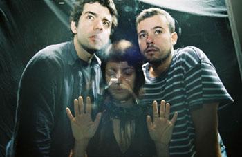 Gustavo Machado, Silvia Lourenço e Paulo Vilhena (Foto/ Divulgação)
