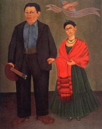 Frida y Diego (1931)