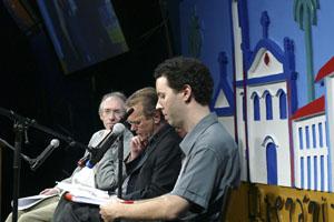 Ian McEwan, Martin Amis e Michel Laub