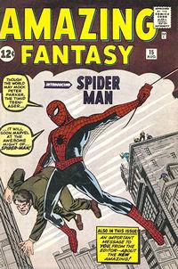 Amazing Fantasy #15, estréia do Homem-Aranha
