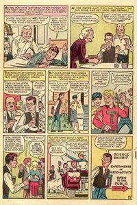 Segunda página da primeira história