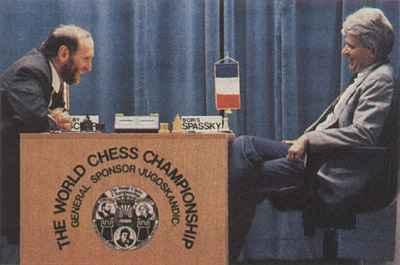 A reprise do jogo do século, em 1992