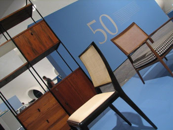 Mobiliários dos anos 50